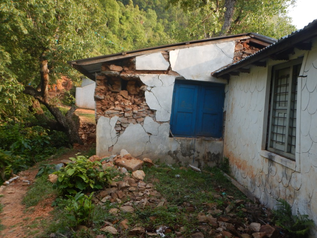 Dhading_Earthquak_Nepal_School