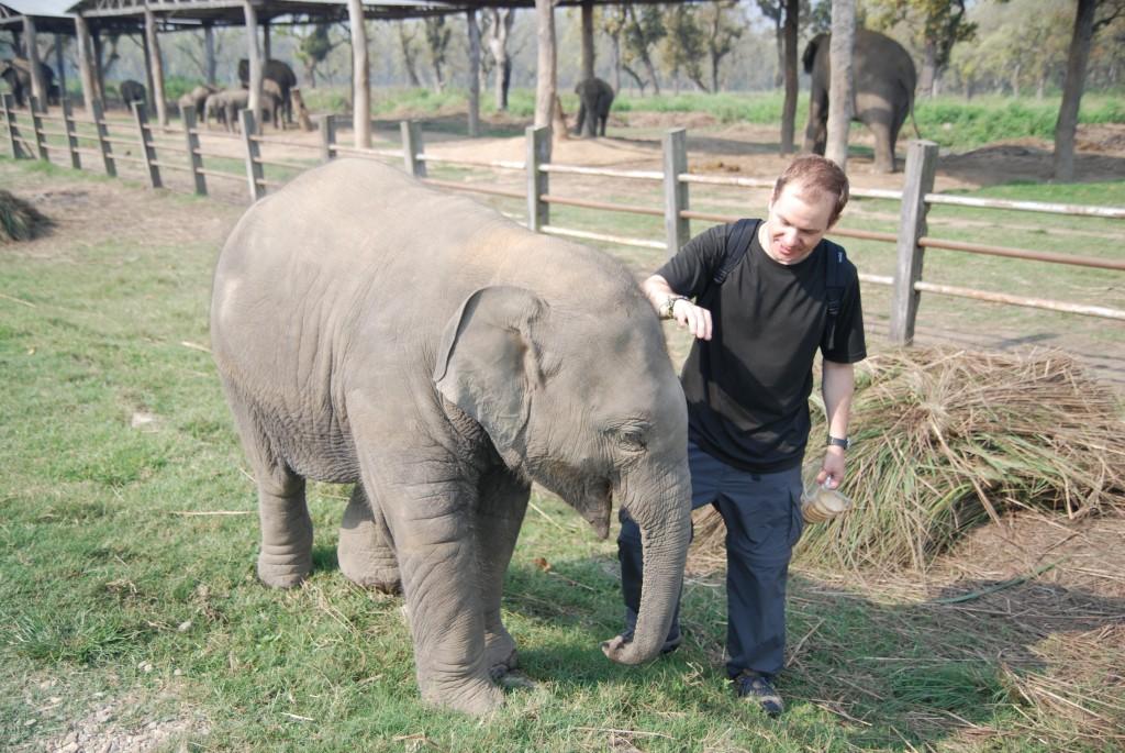 CJ&Elephant_chitwam_Nepal